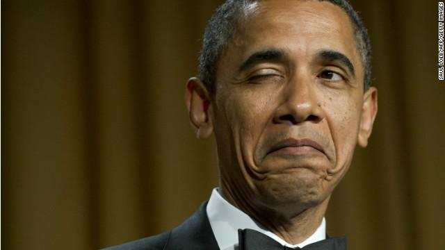 obama winks